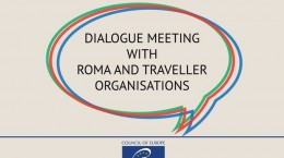 Dialogue meeting with R&T NGOs