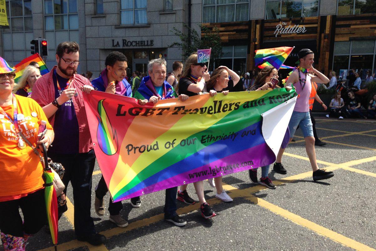 LGBTQ+ Pride 2017.