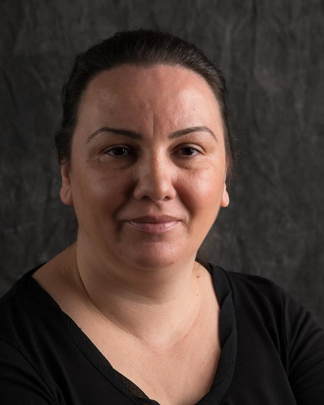 My name is Gabi. I am a community worker at Pavee Point. I work to promote human rights for the Roma community. I have lived in Ireland for 17 years. I am an Irish citizen and I belong to Ireland.  Why are you proud to be Roma?  I am proud to be a Roma woman, mother, wife and activist. Through my work at Pavee Point I want to make a change for the Roma community, especially the Roma women. I want to see Roma women and girls to stand up for themselves and their rights. I want them to have this courage. It is important to celebrate International Roma Day for who we are, what we have passed through, and the generation before us. Roma people passed through slavery, the Holocaust, starvation and injustice. It is important for people to recognize what has happened to the Roma community. It is important for the generation coming after me to know what has happened to our people and to not allow this to happen again. It is important to live in solidarity with others and to have the courage to say we are the Roma.