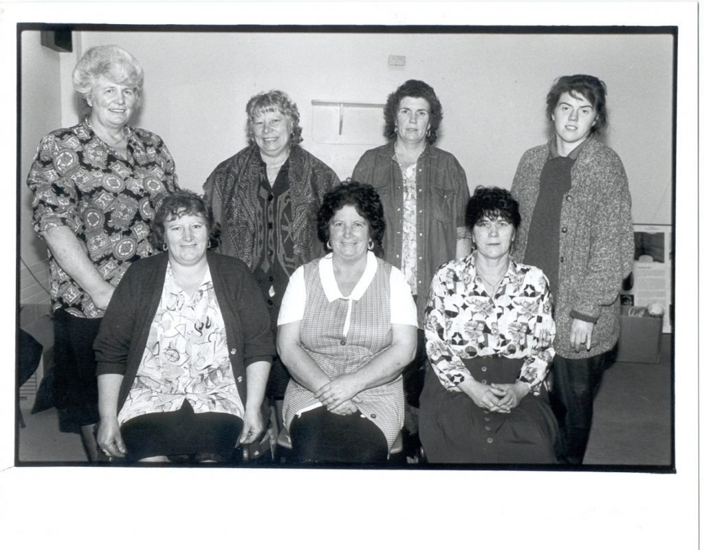 PHCTP Community Health Workers in 1994.