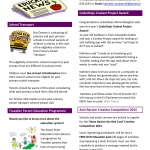 Education Bulletin, November 2014