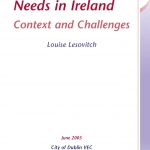 Roma Educational Needs in Ireland Context and Challenges