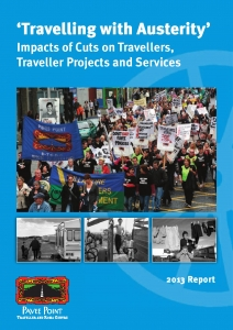 Travelling With Austerity Cover