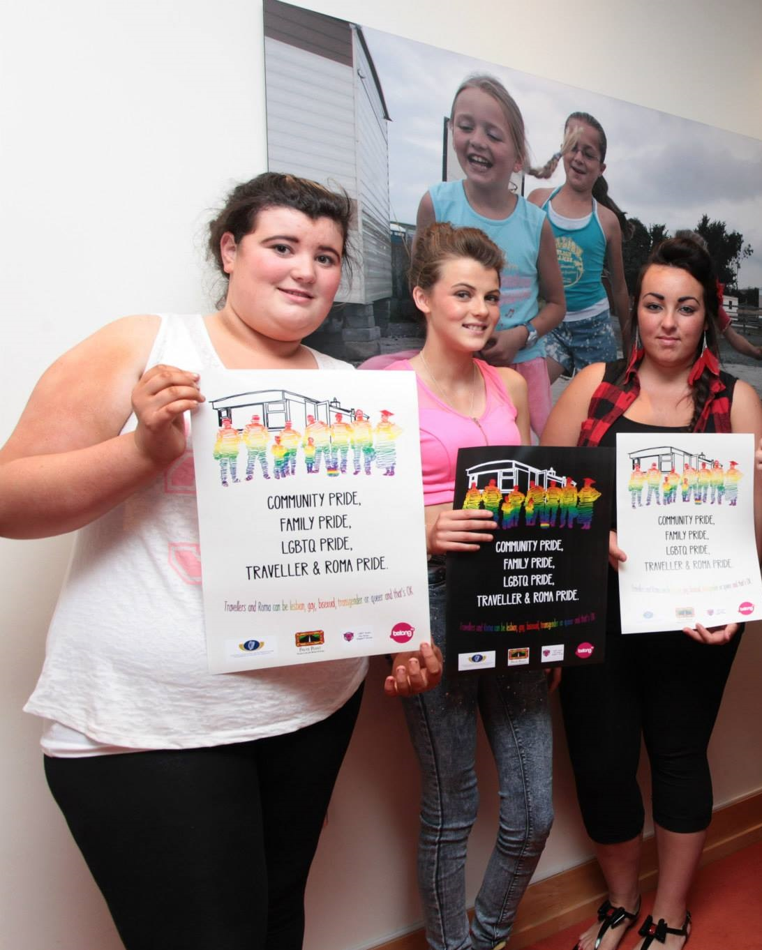 LGBT Poster launch