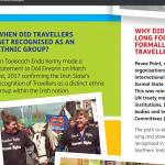 Traveller Ethnicity Leaflet