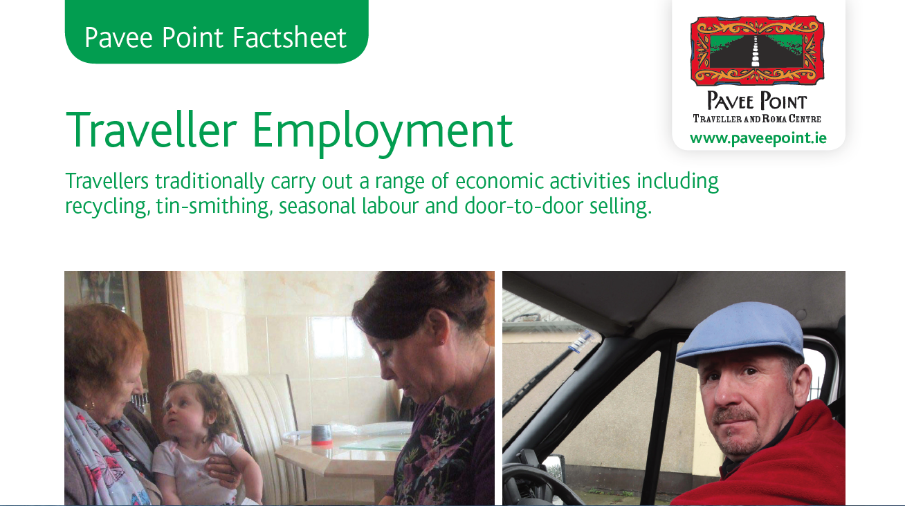 Traveller Employment Factsheet