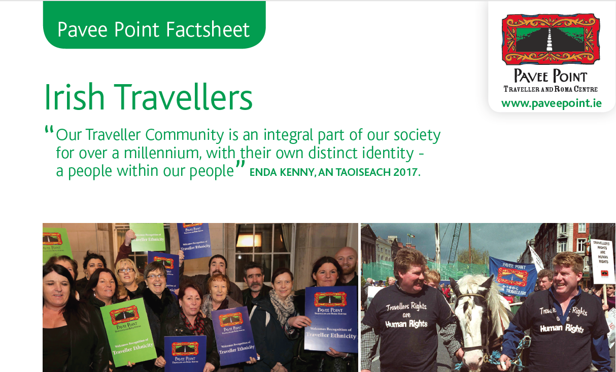 Irish Travellers Factsheet
