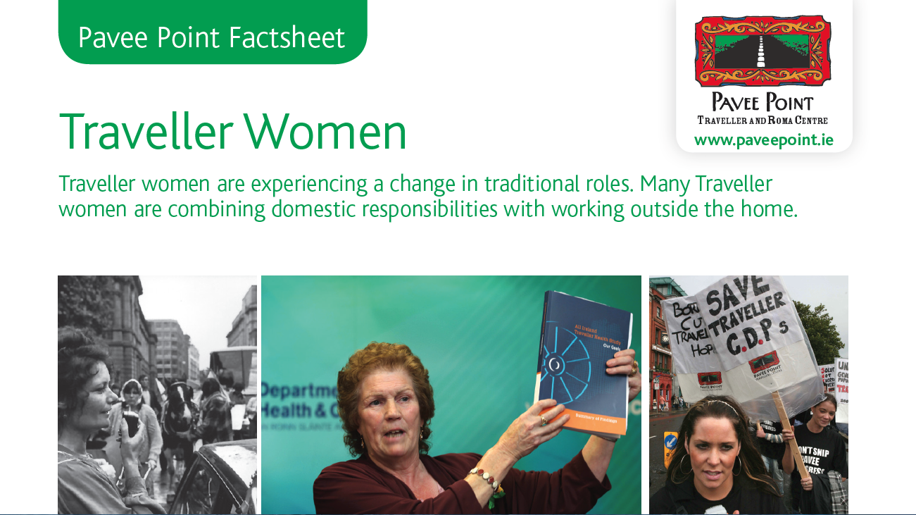Traveller Women Factsheet