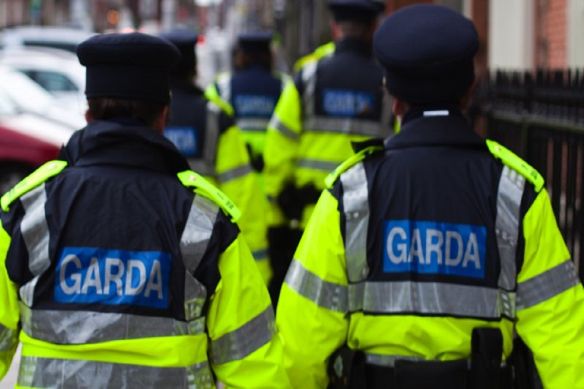 77.5% of respondents reported being stopped by An Garda Síochána for ID.
