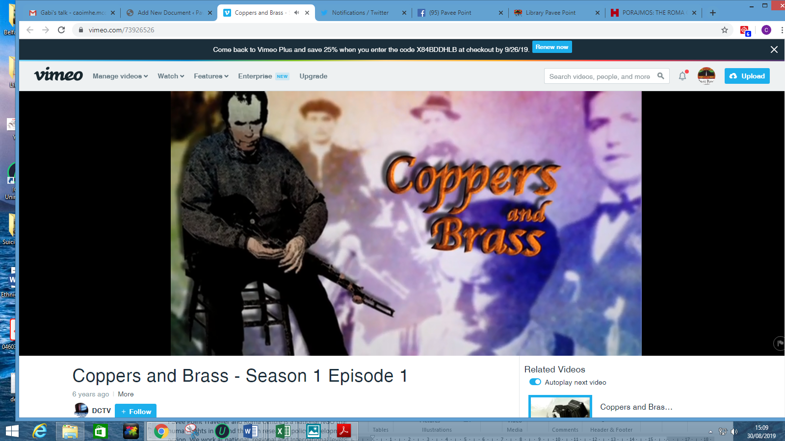 Coppers and Brass 1