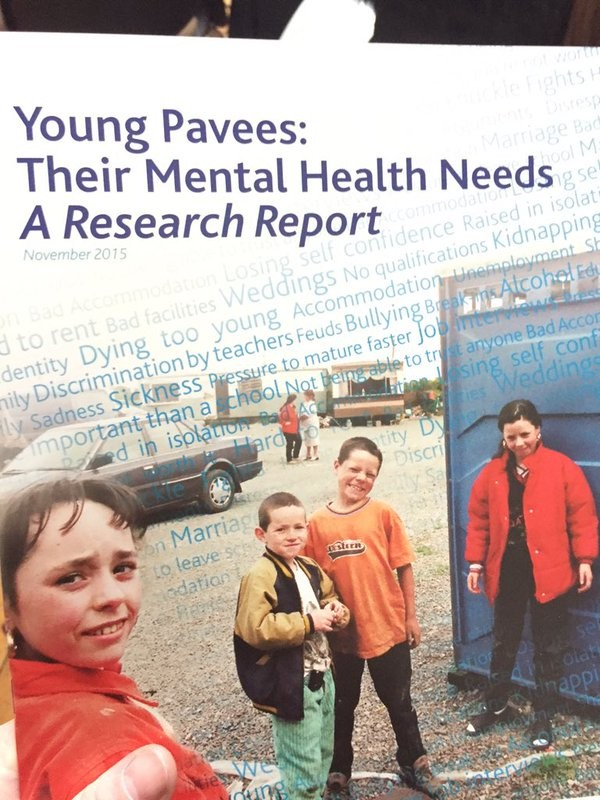 Young Pavees : Their Mental Health Needs