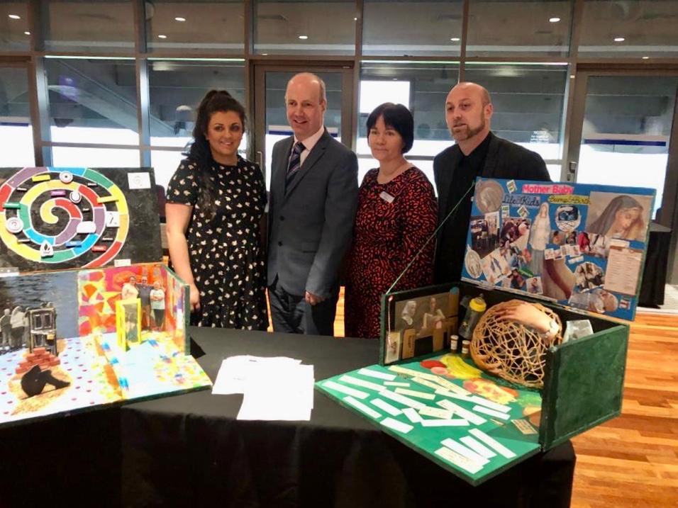 Pavee Point hosted a workshop at the Connecting for Life conference at Croke Park which was aimed at service providers in Dublin North City and County.